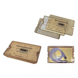 Micro Instruments Case SK-19 (2F)