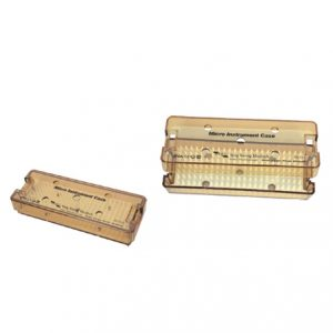 Micro Instruments Case SK-19-S